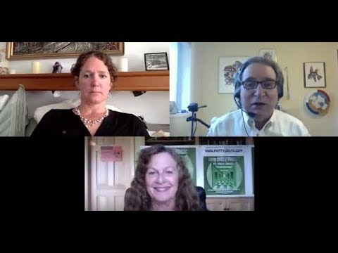 Patty Greer-Laura Eisenhower: Gaia.com Pedocriminal-Satanist CEO. Whistleblowers David & Corey