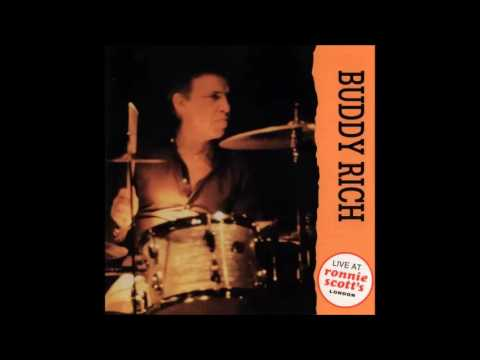 Buddy Rich   Live At Ronnie Scott's 1980