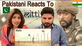 Pakistani Reacts To | Emotional Indian Short film on Kashmir Peace|LA festival Award Winner Mitti