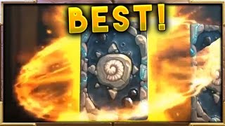 One of Hearthstone SparkTV's most viewed videos: Craziest Packs of Un'Goro!! | Hearthstone
