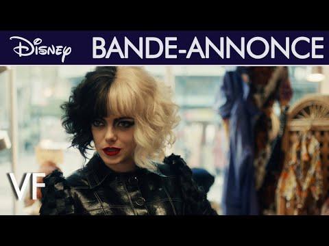 Cruella - Nouvelle bande-annonce (VF)   Disney