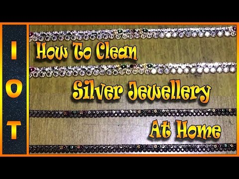 How To Clean Silver at Home Without Baking Soda | Ideas On Trending
