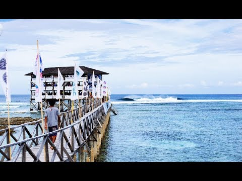 Siargao Cloud 9 Surfing Cup | DAY ONE