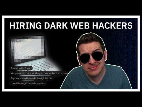 "What Happens When You Hire A ""Dark Web"" Hacker?"