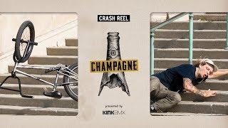 CHAMPAGNE Crash Reel - Kink BMX