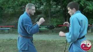 Айкибудзюцу: Защита от ударов(В этом видео уроке вы узнаете как защищаться от ударов рукой. Данное упражнение используется при занятиях..., 2013-06-16T13:46:23.000Z)