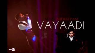 TeeJay - Vayaadi (Audio)