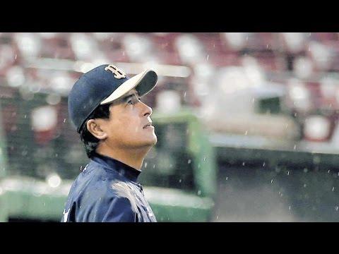 オリックス森脇監督 成績不振で休養 2015/6/2