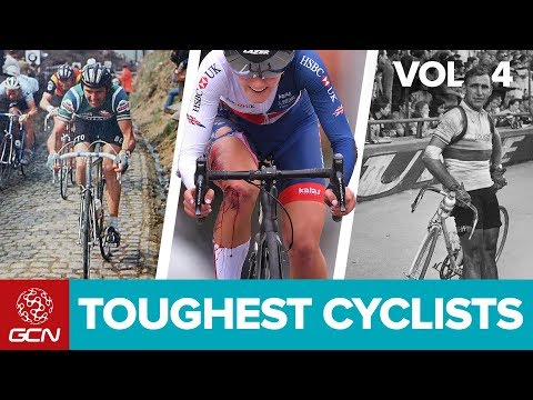 GCN's Toughest Cyclists Of All Time | Volume 4