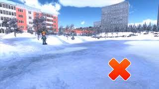 Осторожно! Тонкий лед опасен!