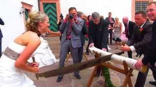 Традиции немецкой свадьбы.Deutsch Hochzeit Traditionen