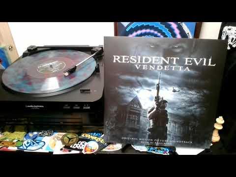 Resident Evil Vendetta (Original Motion Picture Soundtrack) - Side A (Spacelab9) by Kenji Kawai