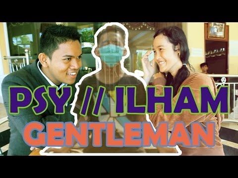 PSY - Gentleman // SMAN 1 Tembilahan Hulu (AYA)