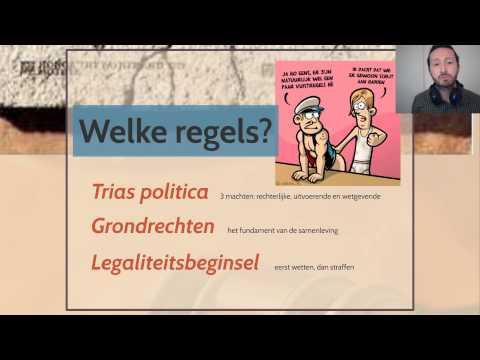 VWO 5 Hoofdstuk 2: Paragraaf 1: Idee en oorsprong van de rechtsstaat