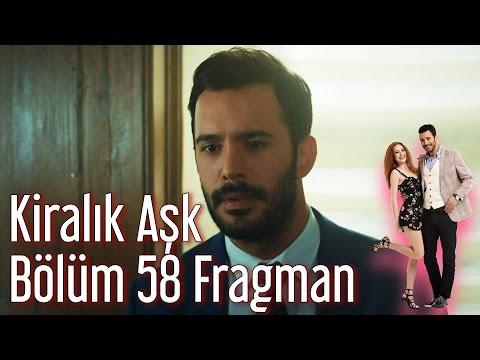 Kiralık Aşk 58.Bölüm Fragmanı 28 Ekim