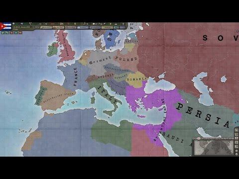HOI3: Byzantine Empire in WW2