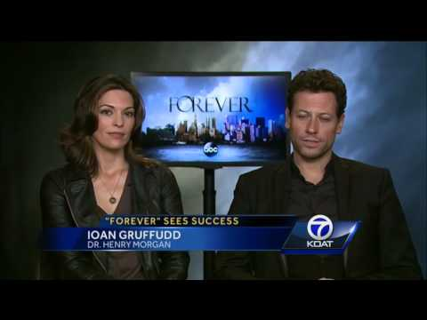Interview with the stars of ABC's 'Forever'
