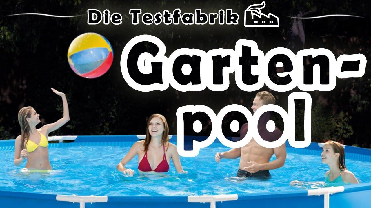 Gartenpool swimmingpool test top 3 gartenpool for Gartenpool im test