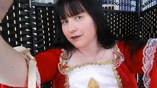 asmr medieval minx gives you a relaxing tingly scalp massage personal attention