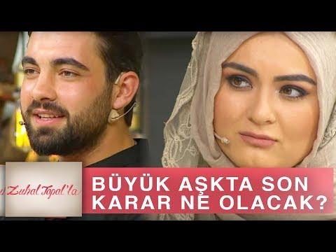 Zuhal Topal'la 205. Bölüm (HD) | Hasta Yatağından Kalkıp Gelen Hanife'den Serkan'a Şok Sözler!