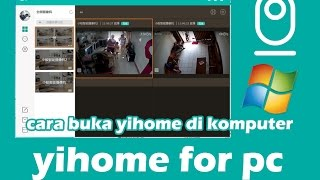 YIHOME APP FOR PC XIAOMI SMART ANT IPCAM