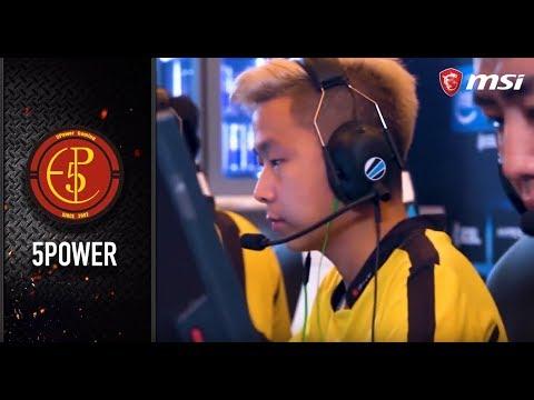 MGA 2018 : Team 5Power - Asia Pacific TOP 1 | MSI