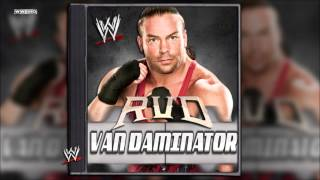 "WWE: ""Van Daminator"" (Rob Van Dam) Theme Song + AE (Arena Effect)"