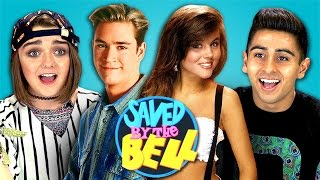 Teens React to Saved by the Bell (25th Anniversary)