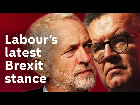 Labour NEC rejects calls for referendum on any Brexit deal