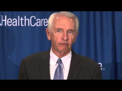 Kentucky Gov. Steve Beshear Signs Pediatric Trust Fund Bill at UK