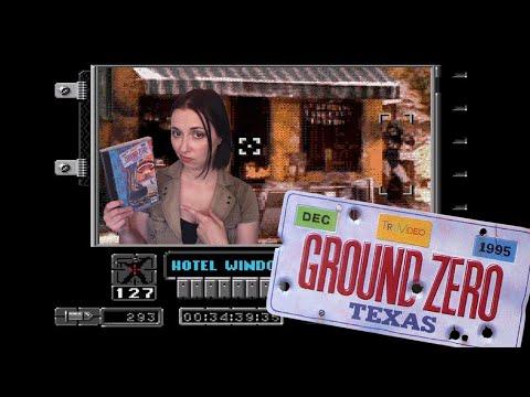 Ground Zero Texas (Sega CD) Review | FMV Failure