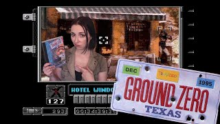 Ground Zero Texas (Sega CD) Review | FMV Failure