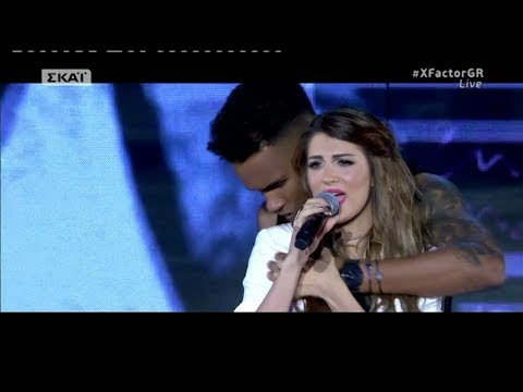 XFactor Greece 2017 Live 3 - LOVE THE WAY YOU LIE - Dee Vibes