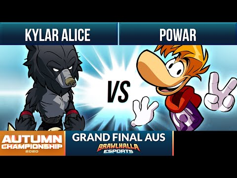 Kylar Alice vs Powar - Grand Final - Autumn Championship 2020 - 1v1 AUS  