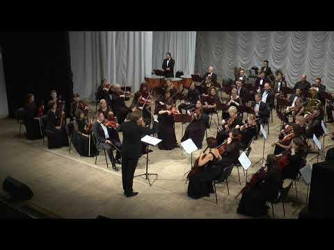 25 ноября 2018 года.  Музыка композиторов Финляндии и Скандинавии. I отделение