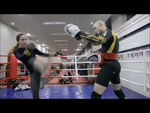 Shanghai China MMA: Kicks at JX fight club
