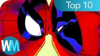 Top 10 Superhelden Kämpfe