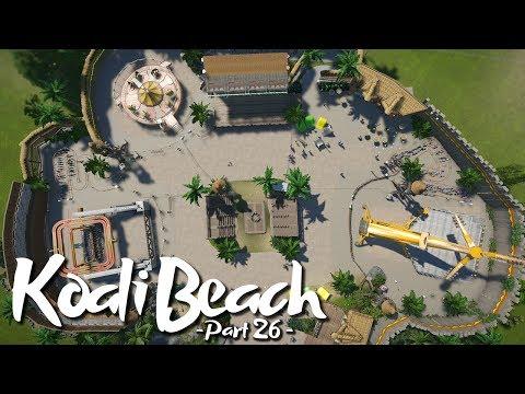 PLANET COASTER - Koali Beach (Part 26) - let´s party!  (ft. DeLadysigner & Silvarret)