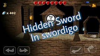 How to find all hidden Sword in Swordigo