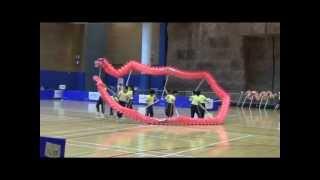 2012 簡易運動 舞龍大賽 - 02. 聖公會靜山小學二隊