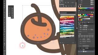 «YaoWork»«illustrator»World 14 蘋果