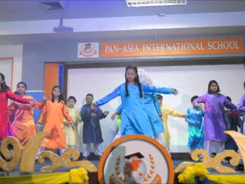 Primary Special Moments - Pan Asia International School