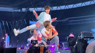 Download lagu 190602 - DOPE BAEPSAE FIRE IDOL - BTS 방탄소년단 - Speak Yourself Tour - Wembley Day 2 - HD Fancam 직캠