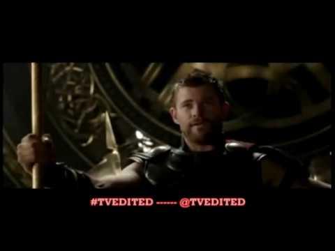 Thor's Ragnarok Movie Trailer (Rated PG-13)