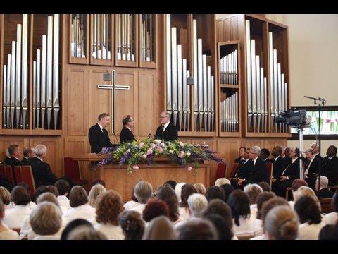 Pfingsten 2013: Gottesdienst in Hamburg / Pentecost 2013: Divine service from Hamburg