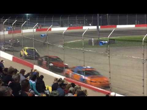 Road Warrior Feature - 8.20.16 - Jefferson Speedway