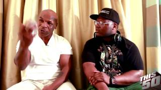 Mike Tyson Talks About The Night Tupac Was Shot & Obama