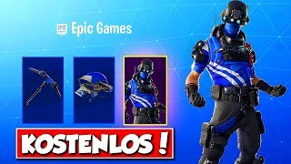 🎁FREE PS+ Skin FOUND in Fortnite!! 😱 - Free PS+ Bundle!!