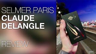 Selmer Paris Claude Delangle Alto Saxophone Mouthpiece Review