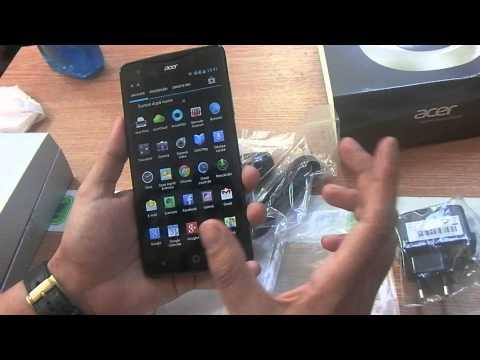 Acer Liquid S1 Review HD ( in ROmana ) - www.TelefonulTau.eu -